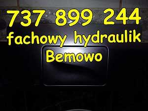 fachowy hydraulik Bemowo