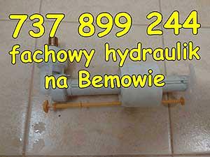 fachowy hydraulik na Bemowie