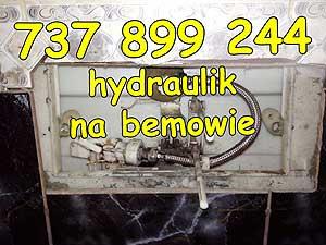 hydraulik na bemowie