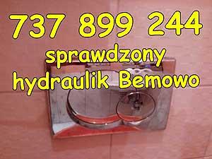 sprawdzony hydraulik Bemowo