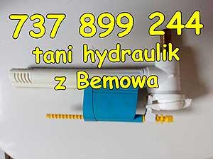 tani hydraulik z Bemowa