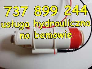 usługa hydrauliczna na bemowie