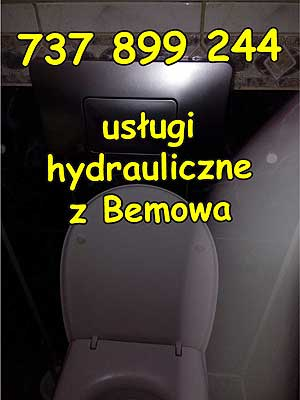 usługi hydrauliczne z Bemowa